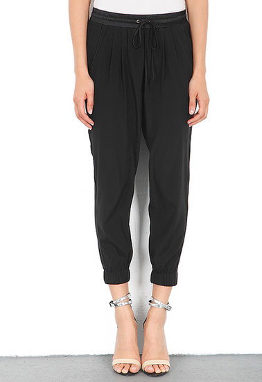 Ramy Brook Crop Pant in Black