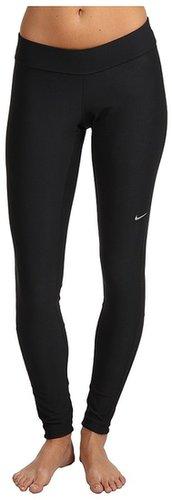 Nike - Filament Tight (Black/Black/Matte Silver) - Apparel