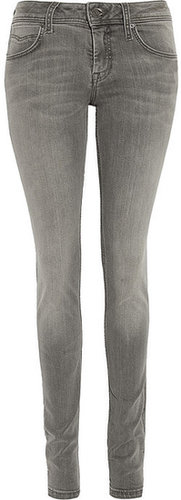 Burberry Brit Power Stretch low-rise skinny jeans