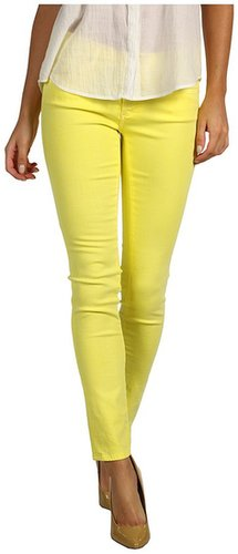 AG Adriano Goldschmied - The Legging Ankle Twill (Pigment Canary) - Apparel