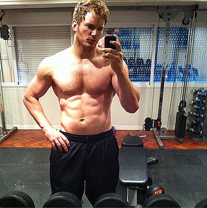 Chris Pratt Buff Shirtless Pictures