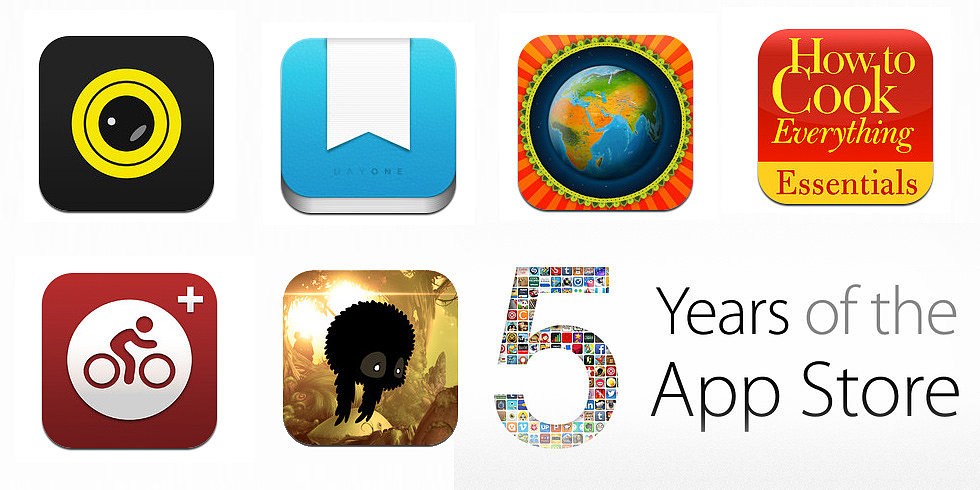 App-y Hour! Free Downloads For the App Store's 5th Birthday