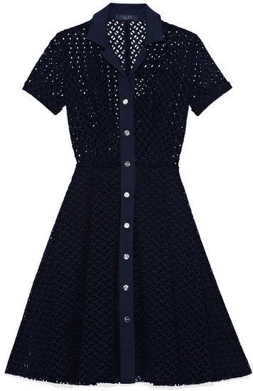 Preorder Giles Sangallo Lace Shirt Dress