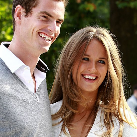 Andy Murray's Girlfriend Kim Sears | Video