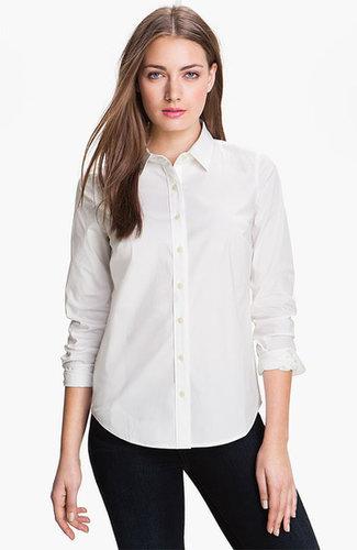 Halogen Poplin Shirt