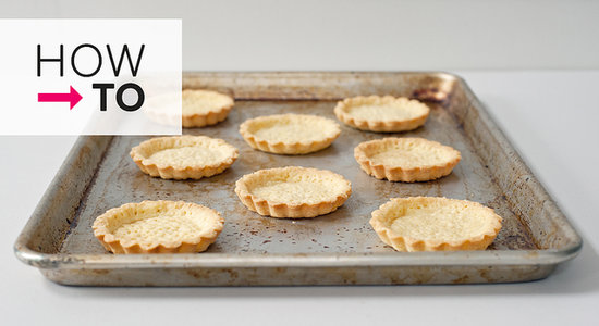 How to Bake Picture-Perfect Tart Shells