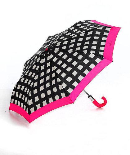 KATE SPADE NEW YORK Pop Art Check Umbrella