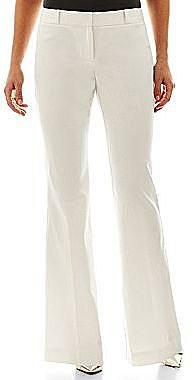 Worthington® Flap-Pocket Flared Pants