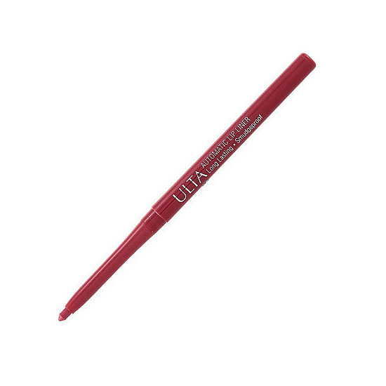 A good lip liner is the foundation of any gorgeous lipstick look, and Ulta Automatic Lip Liner ($1, originally $8) will make sure that pigment stays in place all day.