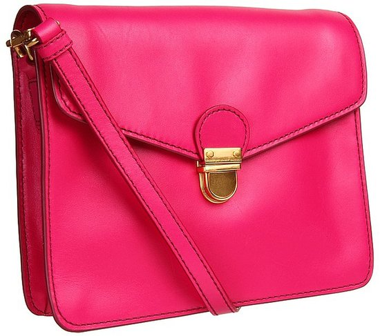 Marc by Marc Jacobs - Top Chicret Solid Cross Body (Fuchsia) - Bags and Luggage