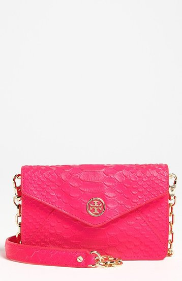 Tory Burch 'Neon Snake' Crossbody Bag