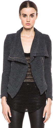 IRO Fratina Jacket in Anthracite