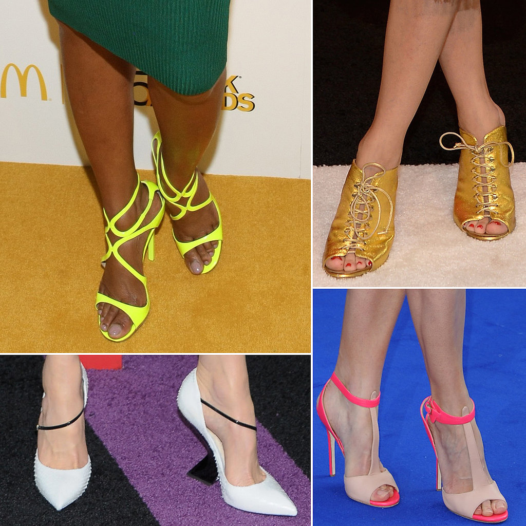 Best Celebrity Shoes: Sneakers Music Stars Are Wearing ...
