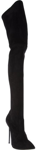 Casadei thigh high stiletto boot
