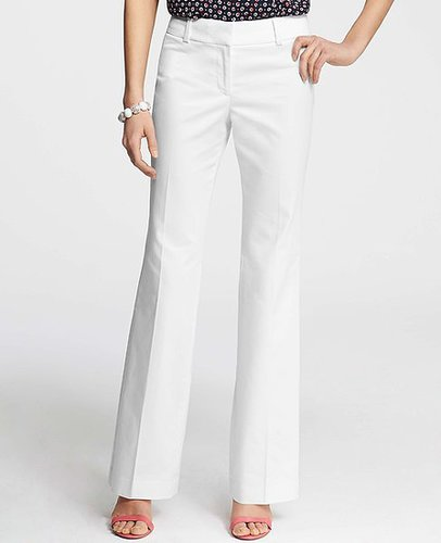 Tall Signature Cotton Sateen Trousers