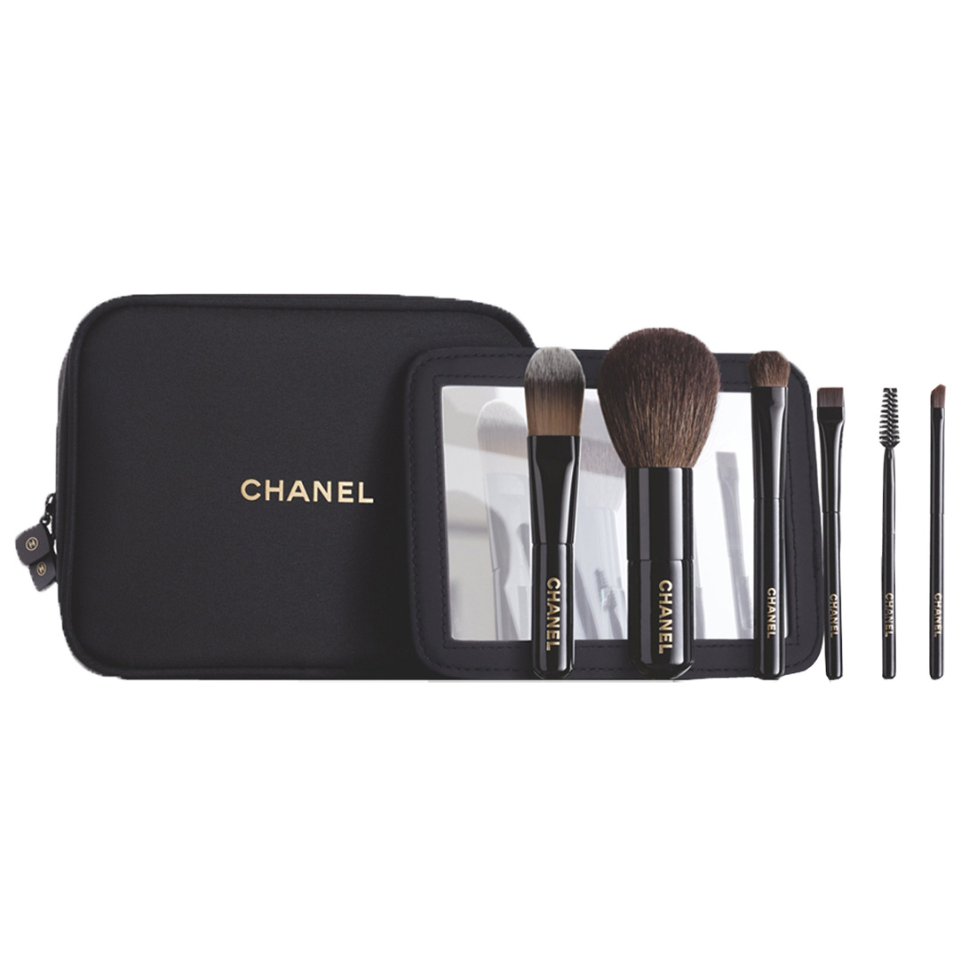 Chanel Brush Set, $125