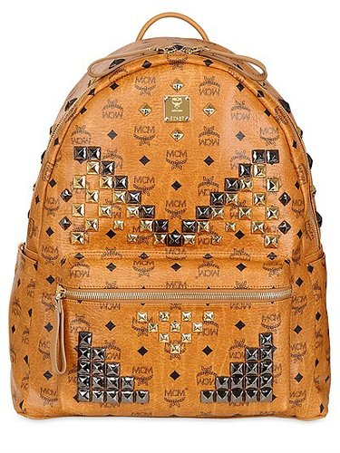 Stark Large Studded Backpack