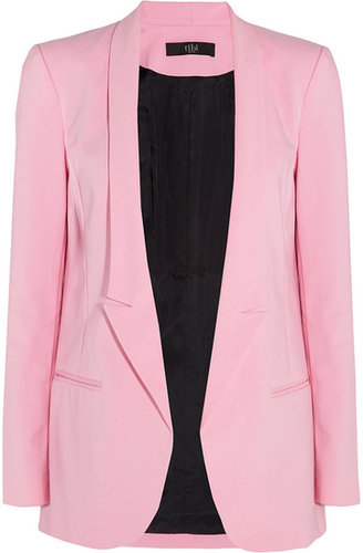 Tibi Tailored cotton-blend blazer