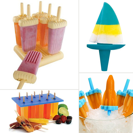 8 Whimsical Popsicle Molds Sure to Please Your Inner Child