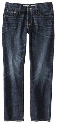 Mossimo Supply Co. Men's Slim Fit Straight Leg Jeans - Bleach