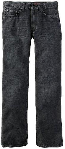 Apt. 9 stand straight vintage black jeans