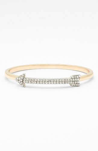 Leith 'Pave Arrow' Bangle