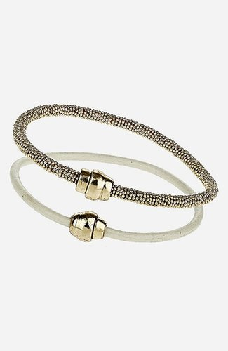 Topshop Magnetic Clasp Bracelets (Set of 2)