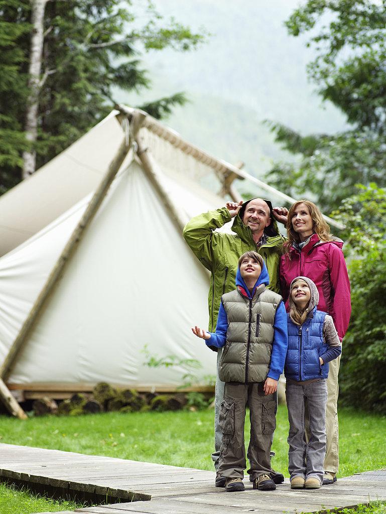Are You a Happy Camper?