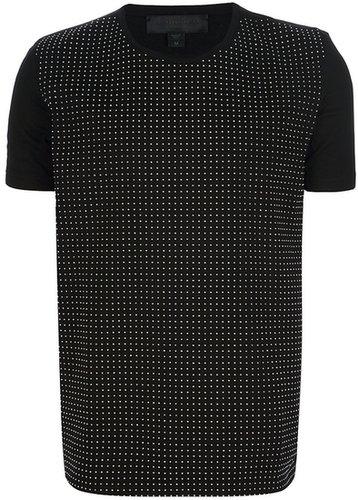 Burberry Prorsum studded t-shirt