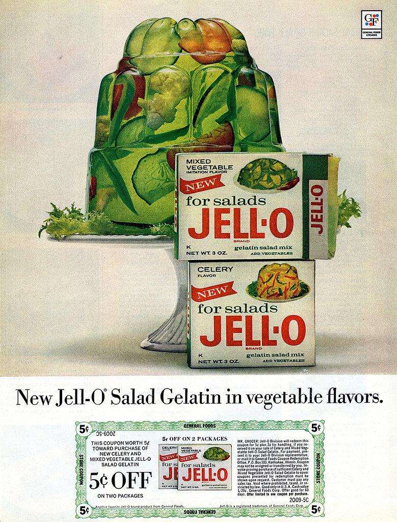 Celery Jell-O