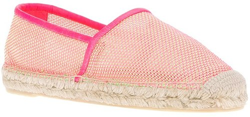 Stella Mccartney cotton espadrilles
