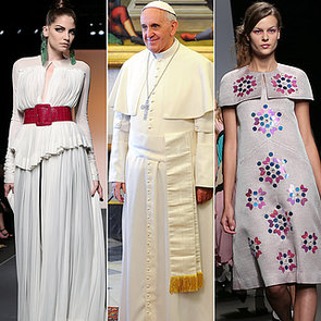 Does the Pope Have Fashion Influence?