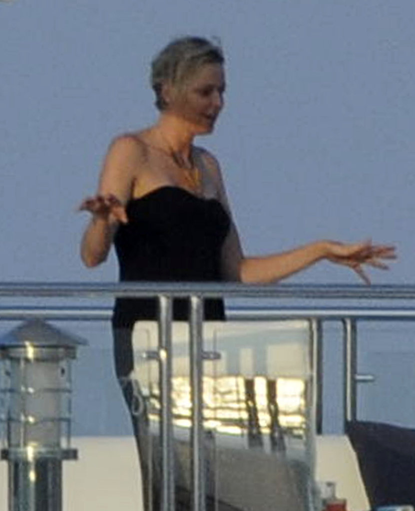 Princess Charlene Relaxes in Italy After Finally Addressing Those Runaway-Bride Rumors