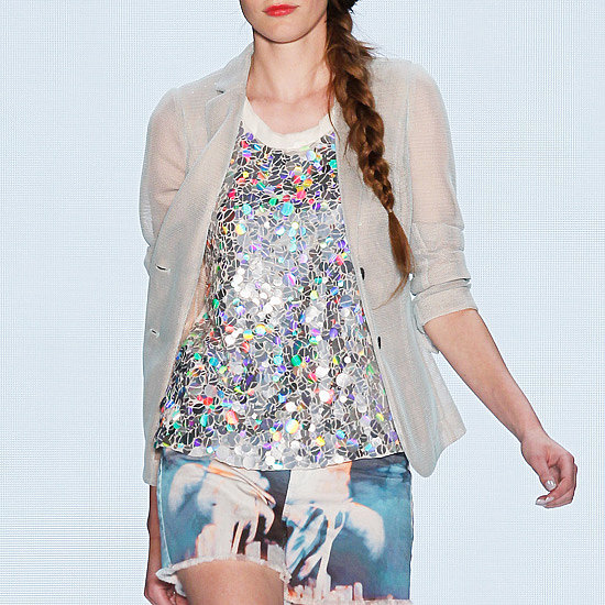 Sequin Clothing and Accessories