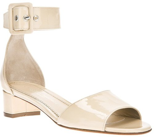 Antonio Barbato Per Tassinari buckled sandal