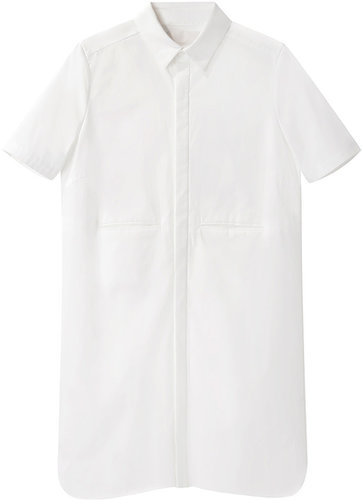 AR / Oversize Shirt Dress