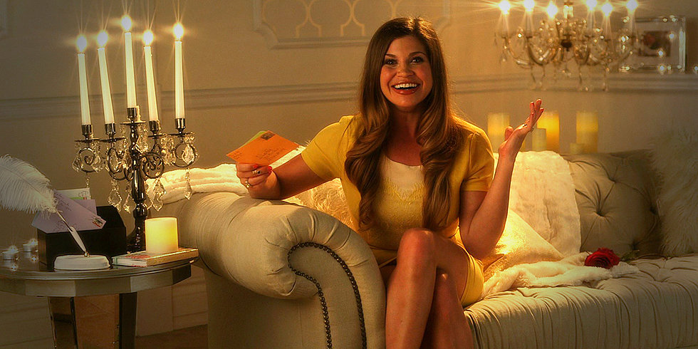 Danielle Fishel Dishes Emmy Award-Winning Love Advice, Kind of . . .