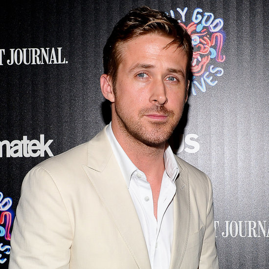 Ryan Gosling at the Only God Forgives Premiere | Photos