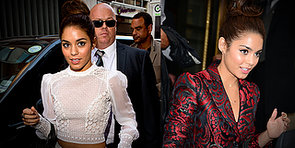 One Day, Two Trends: Vanessa Hudgens Nails Her Latest London Looks