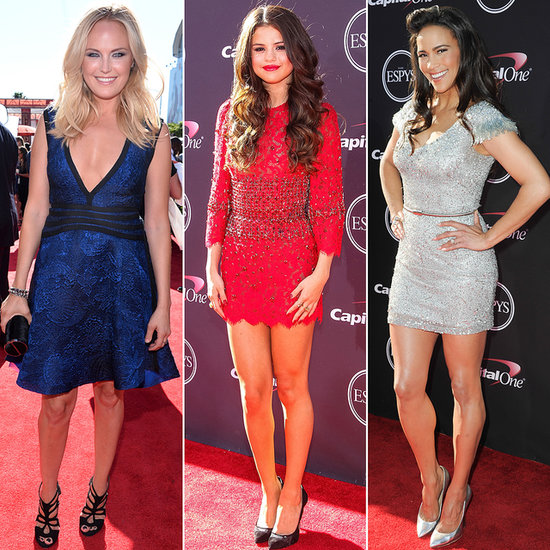 Best Dressed ESPY Awards 2013