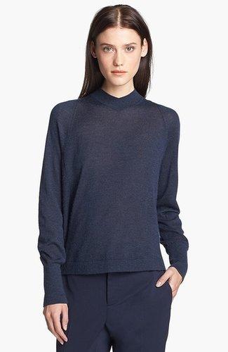 Theyskens' Theory 'Kalberta Yapu' Cashmere & Silk Sweater