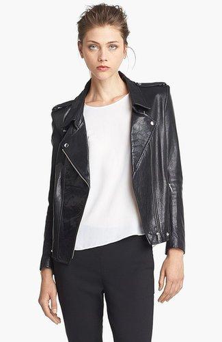 Theyskens' Theory 'Jiker Nomi' Leather Jacket