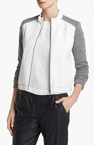 Mural Quilted Bomber Jacket | Nordstrom