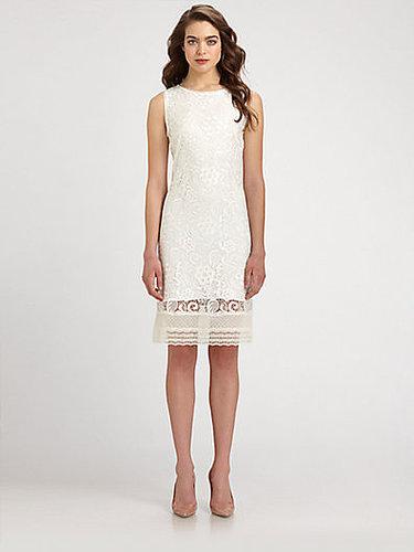 Elie Tahari Jette Lace Dress