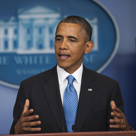Obama on Trayvon Martin Press Conference