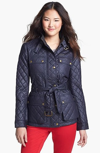 MICHAEL Michael Kors Quilted Field Jacket (Online Only) | Nordstrom