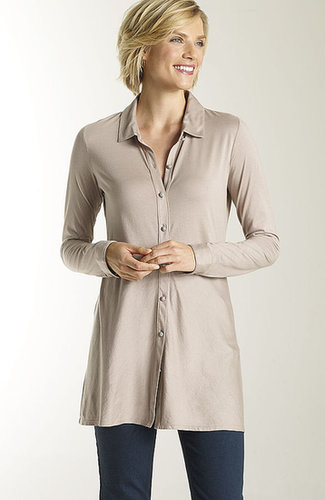 Easy knit tunic