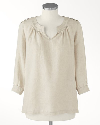 Lindsey linen top