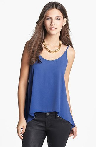 Soprano Scoop Back Camisole (Juniors) (Online Only) Polar X-Small
