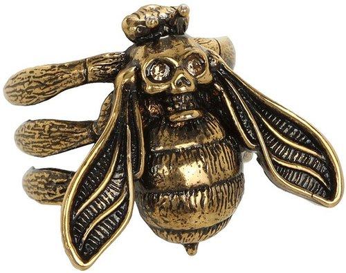 Alexander McQueen - Bee Ring (Topaz) - Jewelry
